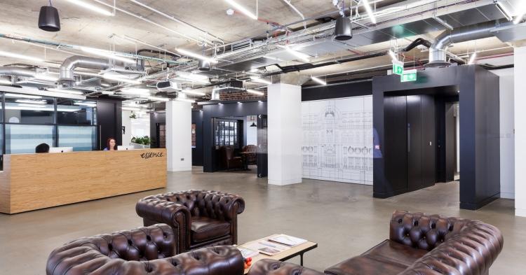 Essence Digital Office Design