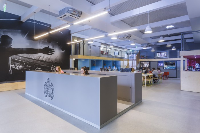 Ministry Of Sound London Office