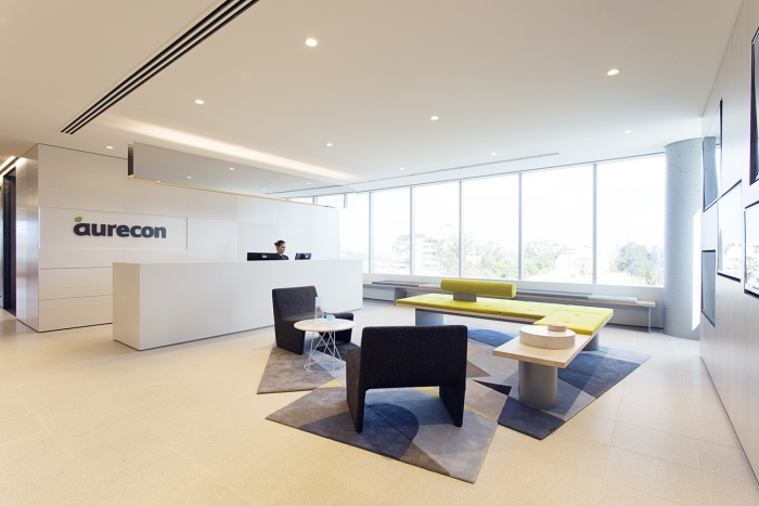 Aurecon Sydney Office Design