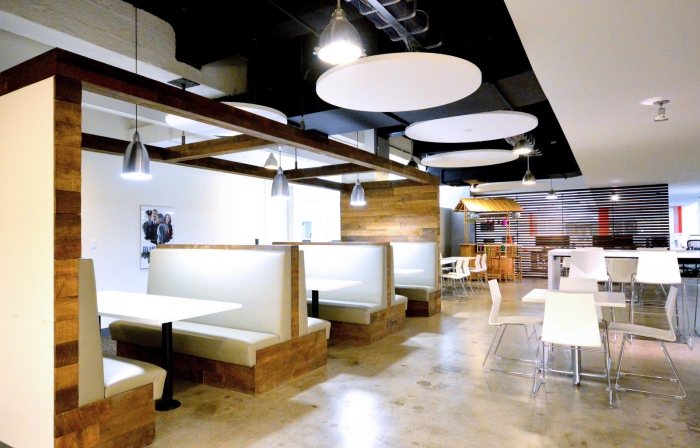 CBS Interactive New York Office Design