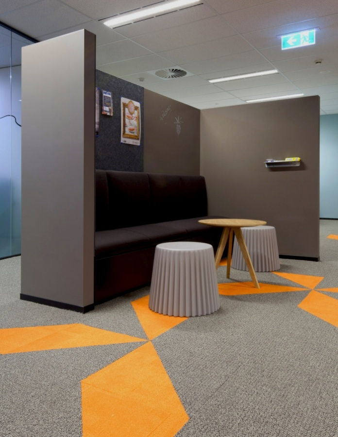 Foodco Sydney Office Design