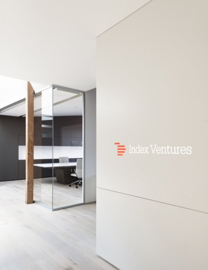 Index Ventures San Francisco Office Design