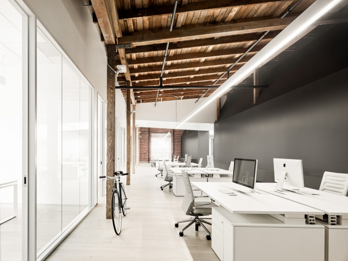 Index Ventures San Francisco Office Office Design