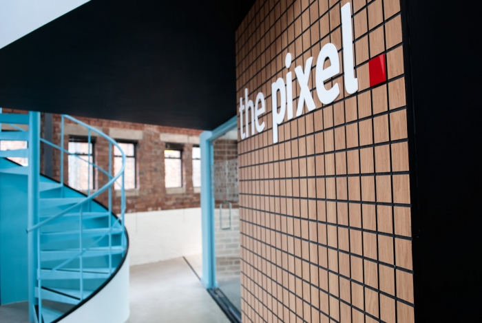 The Pixel Bristol Office Design