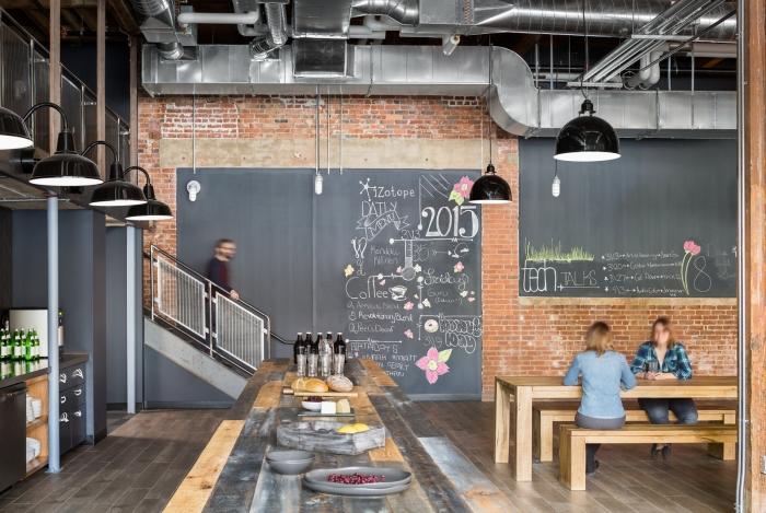 iZotope Cambridge Office Design Pictures