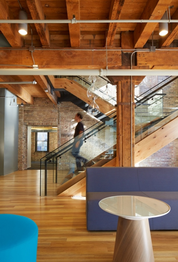 Closerlook Chicago Office Design