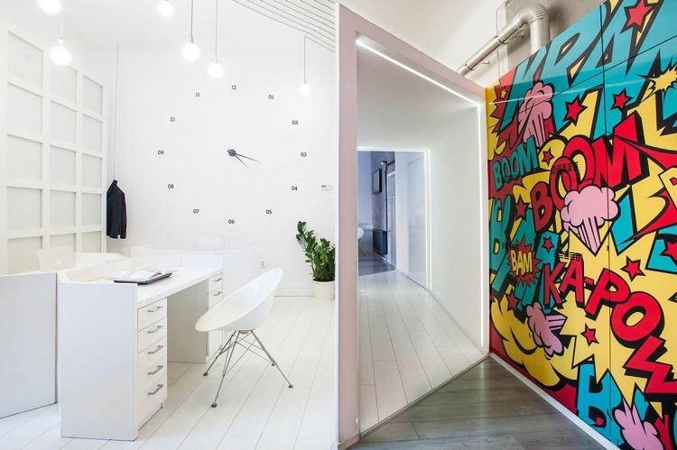 Dekoratio Budapest Office Design