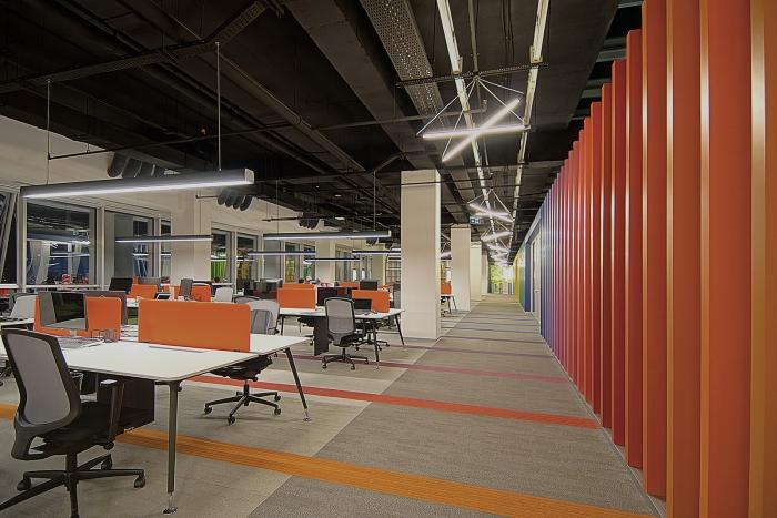 MetGlobal Istanbul Office Design