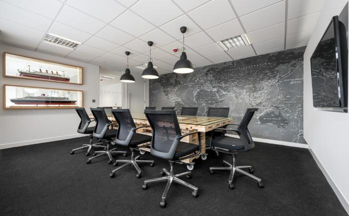 Southampton Freight Office Design