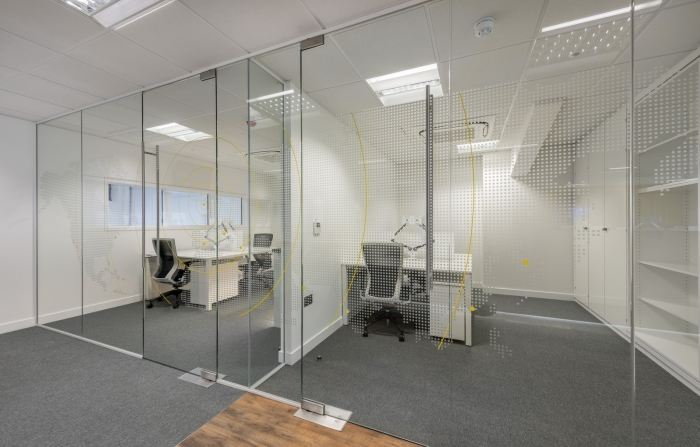Southampton Freight Office Design