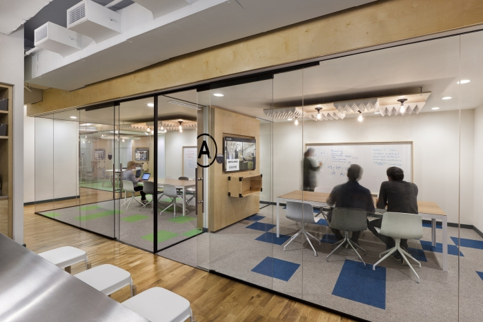 Wework new york city cowork office office design gallery for Office design new york