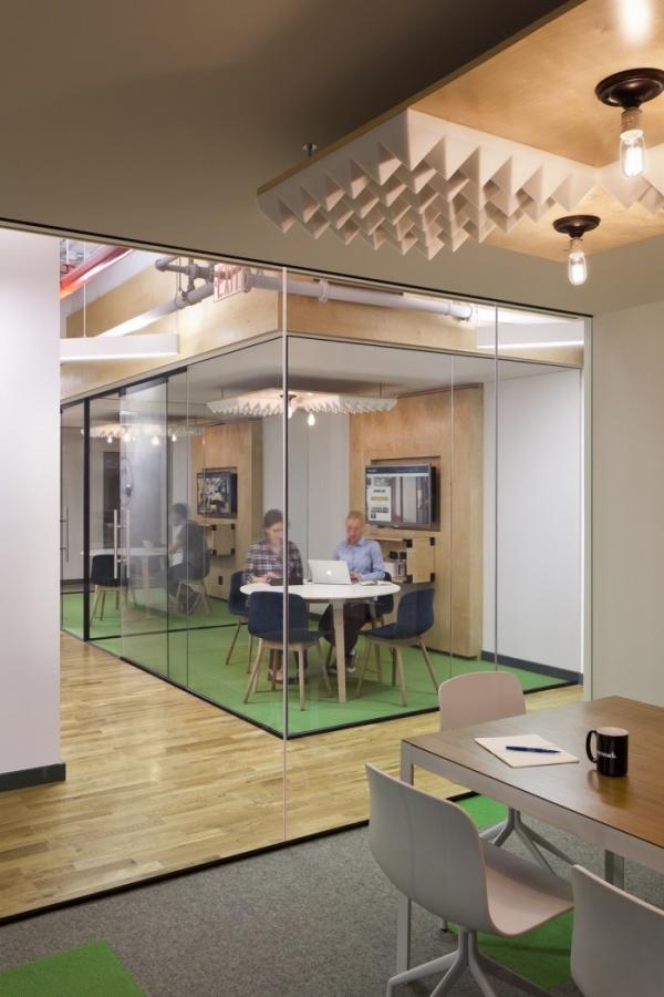 WeWork New York City Cowork Office Design