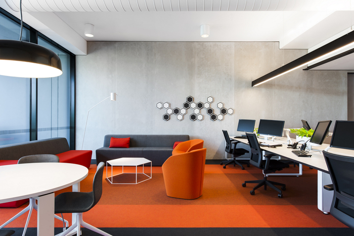 Interactive Sydney Office Design
