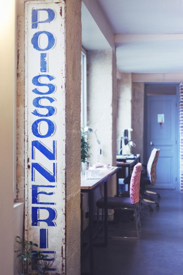 My Little Paris Office Design