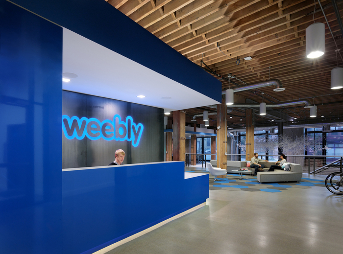 Weebly san francisco office office design gallery the best offices on the planet Interior design companies in san francisco