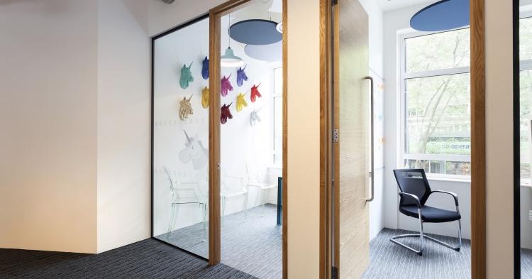 Stack Overflow London Office Design
