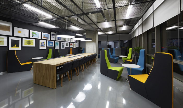 DRD Fleet Leasing Istanbul Office Design