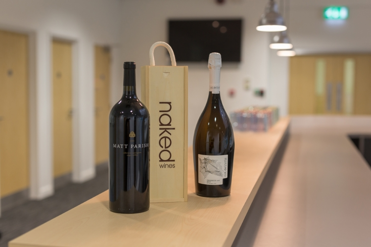 Naked Wines Office Design Pictures