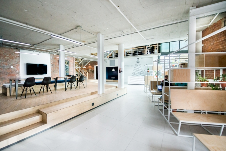 Nice ... Saatchi U0026 Saatchi Cape Town Office Design