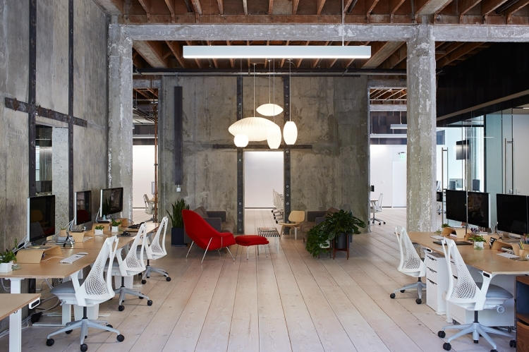 VSCO Oakland Office Design Pictures