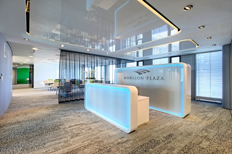 Horizon Plaza Warsaw Office Design
